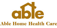 Able Home Health Care logo