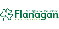 Flanagan Food Service logo